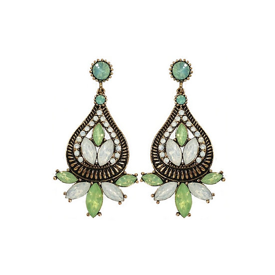Windsor Teardrop Earrings