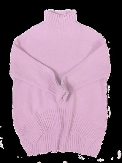 Sasha Knit Pale Pink