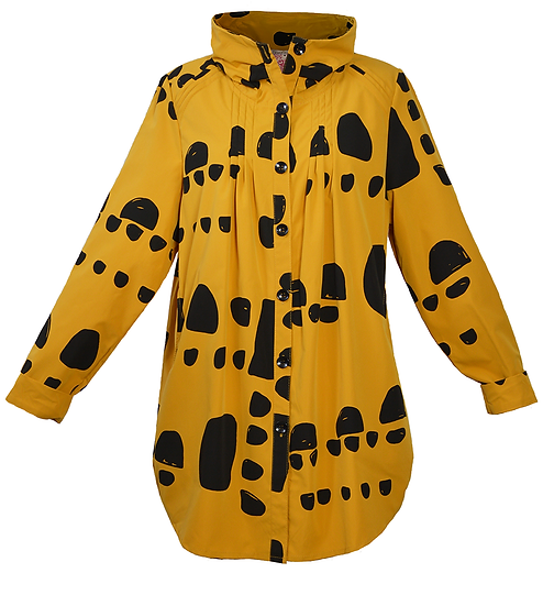 Kusama Jacket Yellow