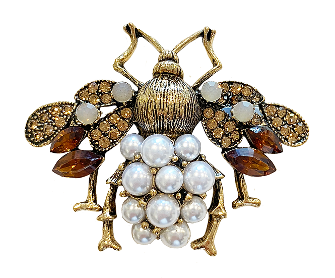 Bug Brooch #3C