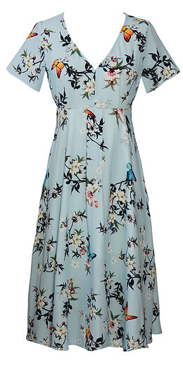 Butterfly Sway Dress