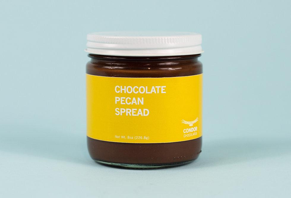 Chocolate Pecan Spread