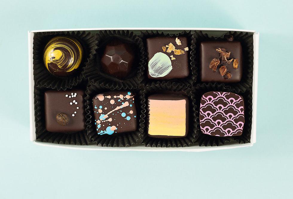 Assorted Truffle Box- Summer