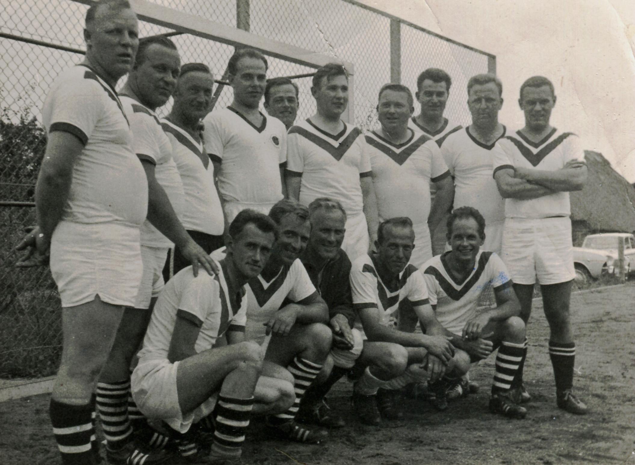 Alte Herren 1966-67