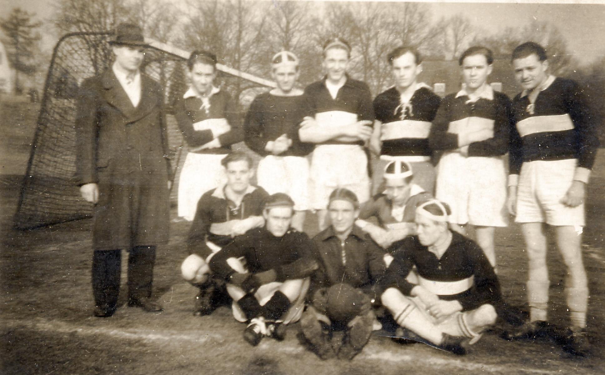 Moorburgs Reserve 1948bearbeitet