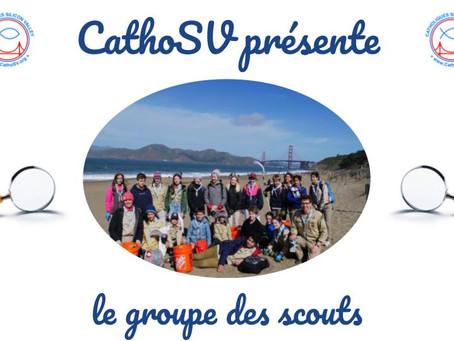 CathoSV présente le groupe des scouts !