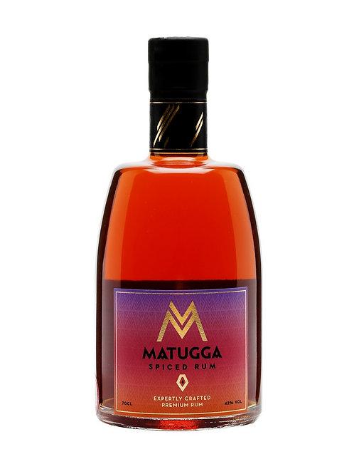 Matugga Spiced Rum 20cl