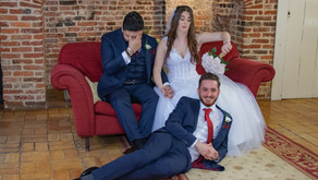 Courtney & Flynn's Wedding at Leez Priory in Essex