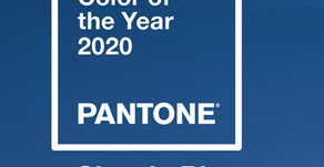 Ways To Include Pantone's Blue 2020 Colour Of The Year In Your Wedding Day