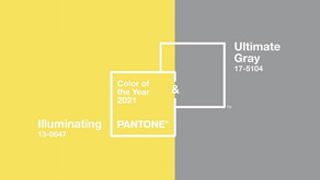 Ways To Include Pantone's Yellow & Grey 2021 Colours Of The Year In Your Wedding Day