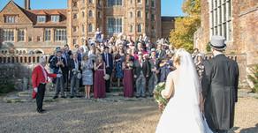 Layer Marney Tower - Essex Wedding Venue