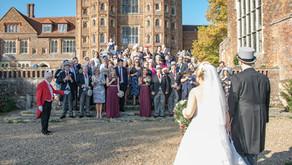 Layer Marney Tower - Essex Wedding Venue