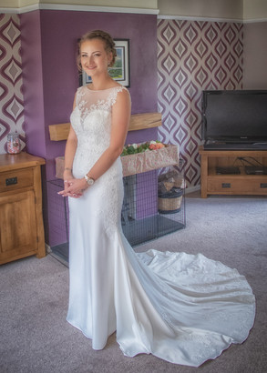 Wedding - St Catherine's, Gosfield