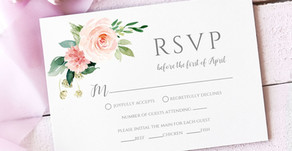 The Ultimate Wedding Stationery Checklist