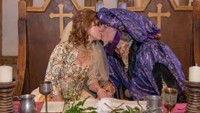 Dawn & Mark's Medieval Wedding