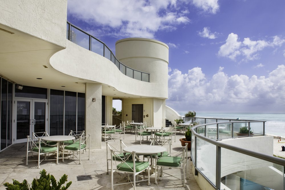 View Terrace PLAYA Hotel Double Tree by Hilton, Sunny Isles Beach
