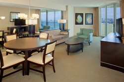 1 Bedroom Suite Parlor