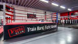 Fight Club, clases de box
