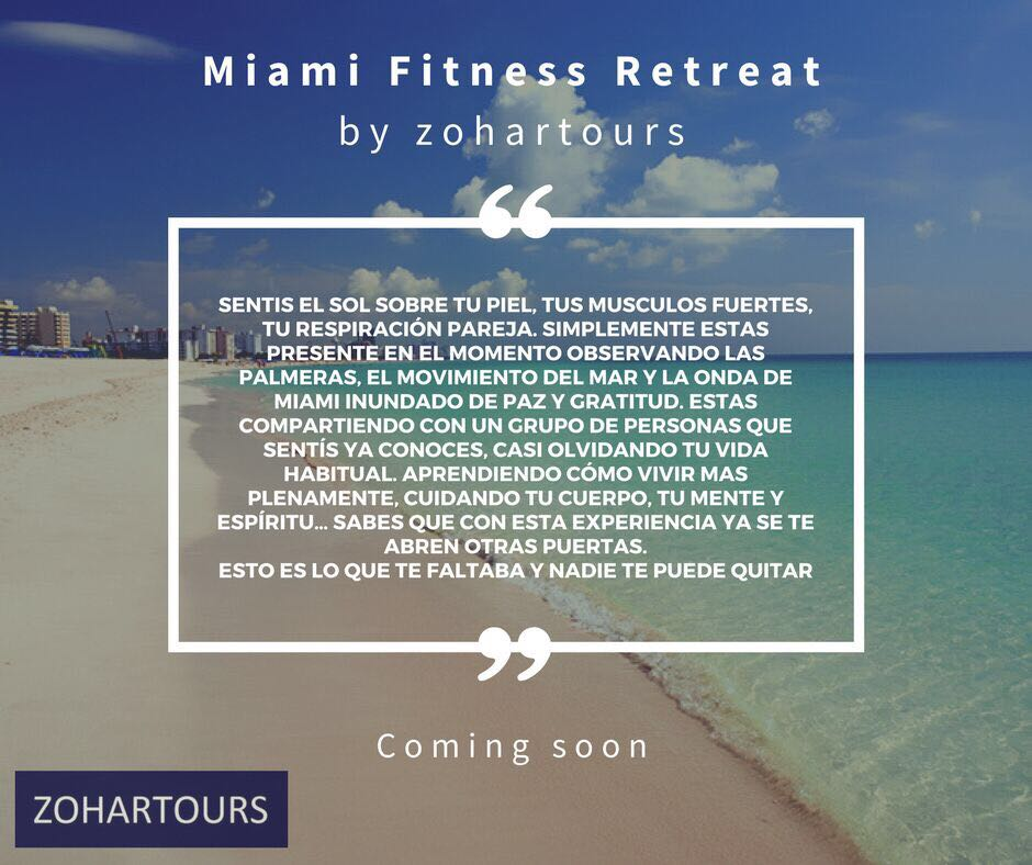 MIAMI FITNESS RETREAT