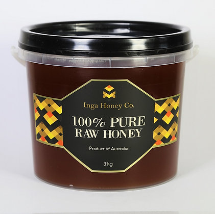 Mixed Blossom Honey - 3kg Honey Pail