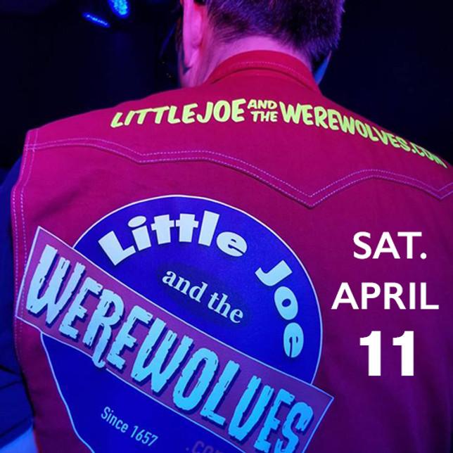 LITTLE JOE & THE WEREWOLFS