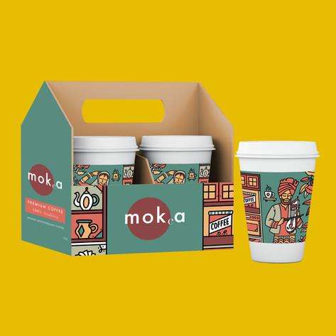 Mokca Branding