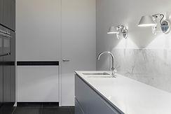 Luxurious White Kitchen, Boca Raton, FL