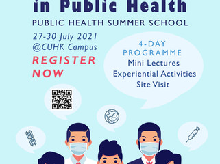 "Public Health Summer School – ""New Normal"" in Public Health"