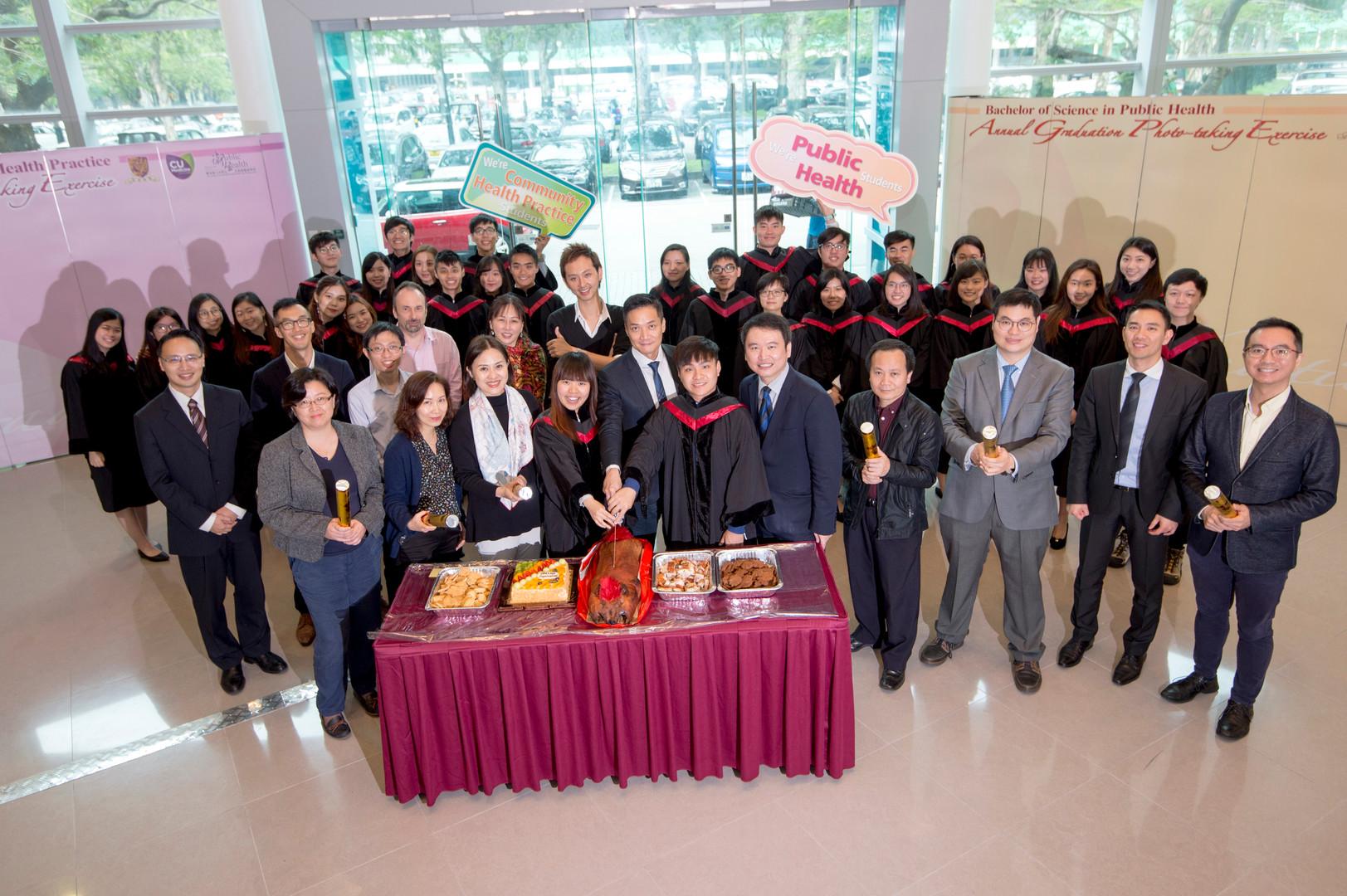 Community Health Practice & Public Health Graduates