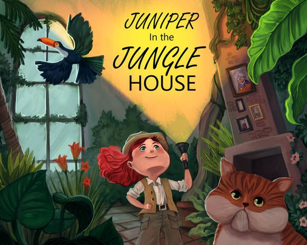Juniper in the Jungle House 1