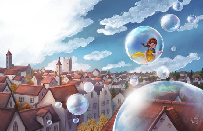 Travel By Bubble
