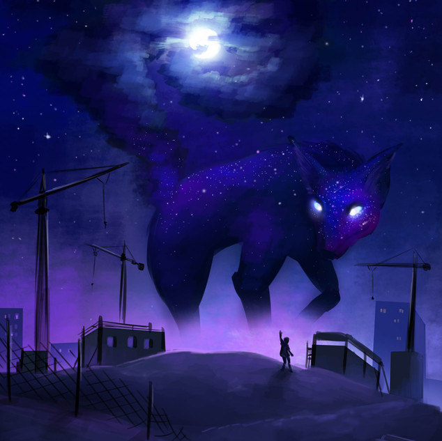 The Fox that wore the Universe