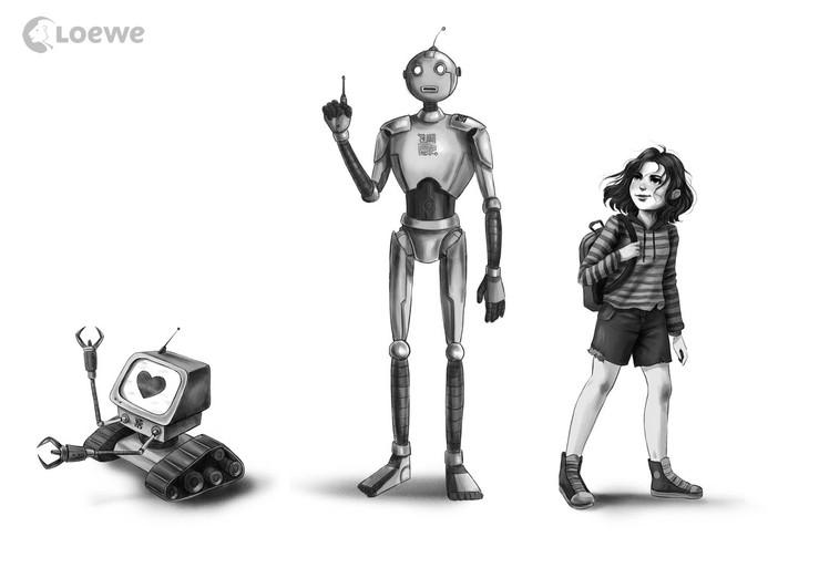 Roboter Träumen nicht