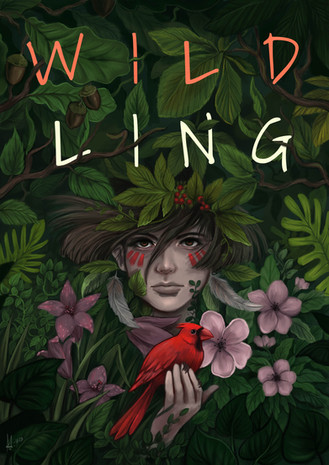 Wilding Mock Cover
