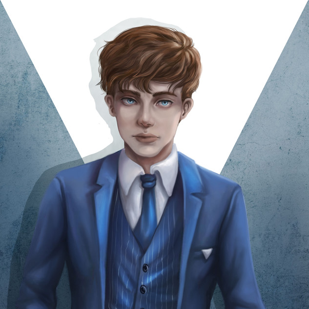 Aiden Norwood - Vampire Hunting Tailor Surpreme