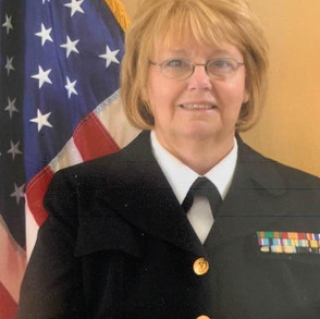 Commander Linda Hannigan Makert 70