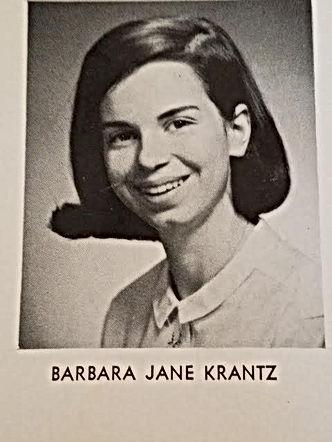 Barbara Krantz Mambu - High School Photo