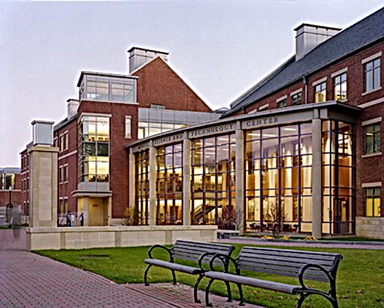 McNeil Science and Technology Center 4-1