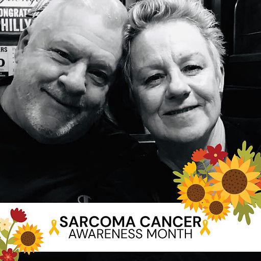 Maggi's Sarcoma Cancer Awarness Month.jp
