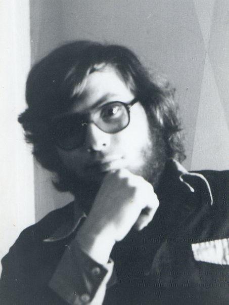 Summer of 1975 - photo by Bernie Dickers