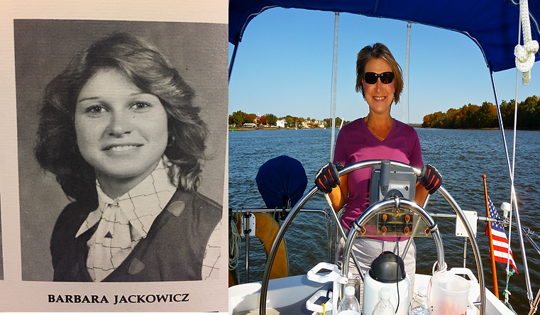 Barbara Jackowicz - Yesterday and Today.