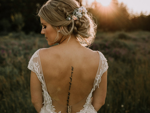 Junebug Weddings Feat. Bride Annie