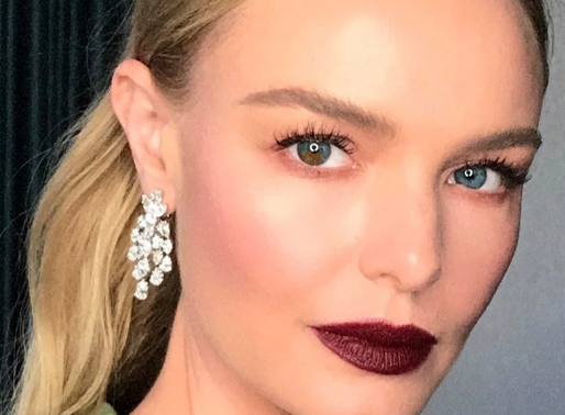 How to wear a darker lip color