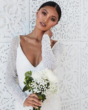 natural and elegant makeup