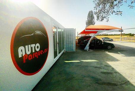 Concesionario Autoparque.es Badajoz