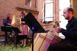 Concert à Saint-Sulpice/Tarn