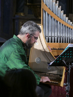 Christophe Deslignes concert of Peillac