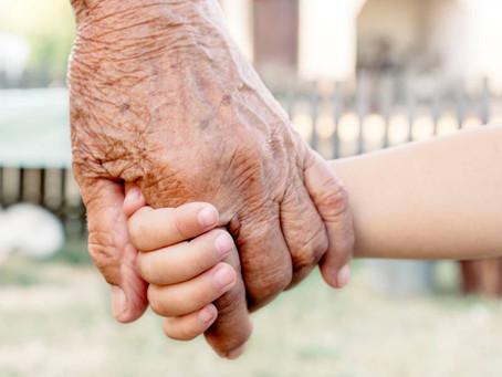 Besiedka so starými rodičmi