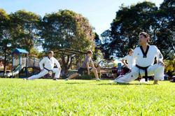 Warm Up & Flexibility Training