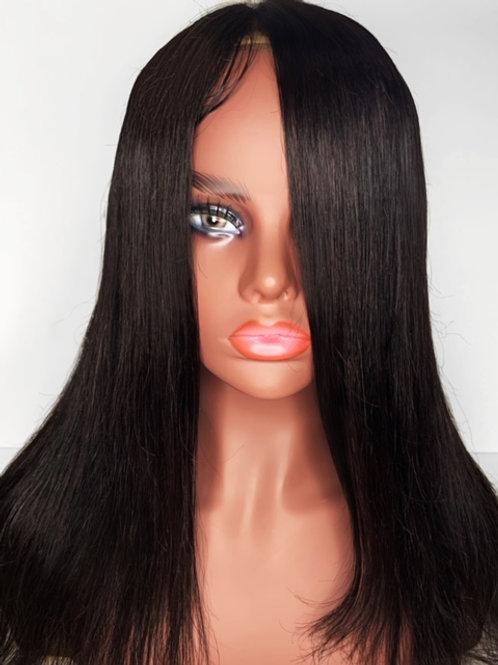 Brazilian Silky Straight Wig
